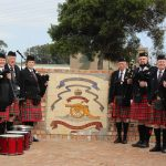 Nelson Mandela Artillery Pipes and Drums Band
